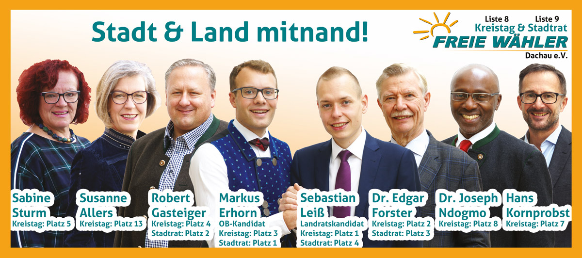 Stadt & Land mitnand!